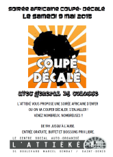 Coupe decale Attieke 9mai 2015